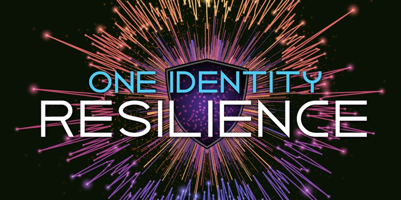 One Identity Resilience - Partner and User Conference, Identity-centric security
