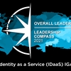 Identity Manager On Demand a Leader in KuppingerCole Leadership Compass Identity as a Service (IDaaS)