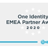 One Identity EMEA Partner Awards 2020 -- WINNERS