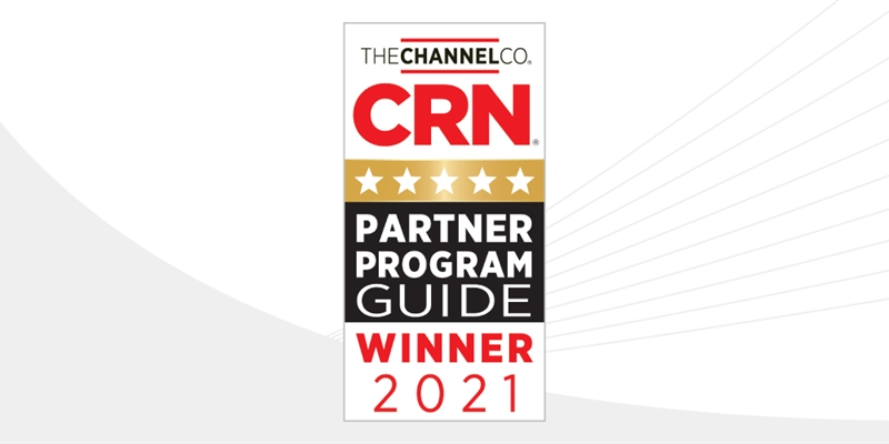 Quest Honored with Three 5-Star Ratings in the 2021 CRN Partner Program Guide