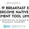 Join our April 19th Breakfast Event: Overcome native AD management tool limitations
