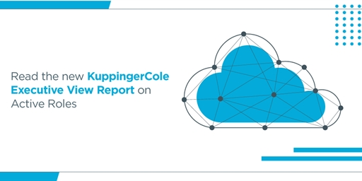 KuppingerCole Executive View on One Identity Active Roles