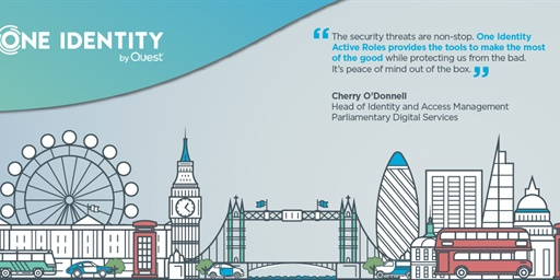 UK's Parliamentary Digital Service Automates Active Directory User Management