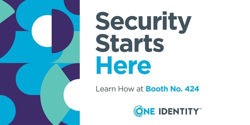 Does Your Security Start with Identity? If not, talk to us at Gartner IAM Summit