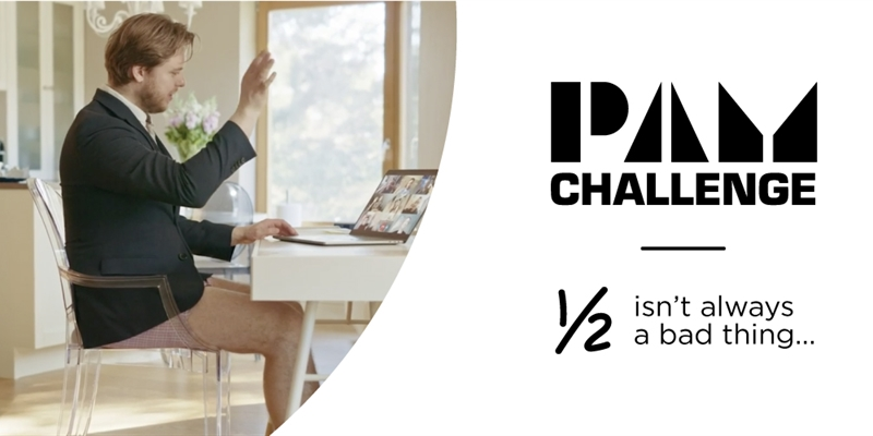 Is ½ A Good Thing Or A Bad Thing? – Take the One Identity PAM Challenge