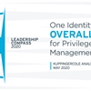 One Identity Named an Overall Market Leader in the Privileged Access Management