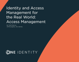 IAM for the Real World: Access Management