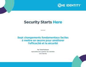 Security Starts Here: Chapitre 1