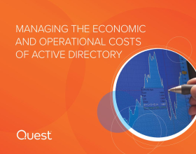 Managing the economic and operational costs of Active Directory