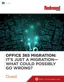 Office 365 Migration: It's just a migration – what could possibly go wrong?