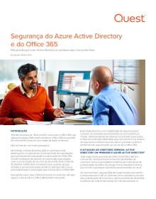 Segurança do Azure Active Directory e do Office 365