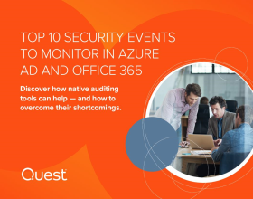 Top 10 Security Events to Monitor in Azure Active Directory and Office 365