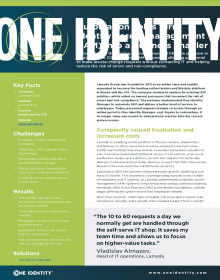 Automation turns identity access management (IAM) into a business enabler