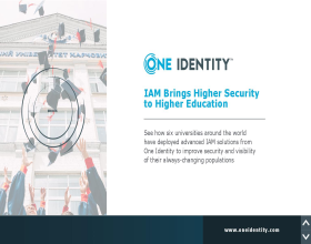 IAM Brings Higher Security to Higher Education