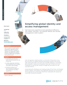 Simplifying global identity and access management