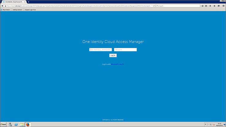Web-Access Management – SSO, Contextual Security & Secure Remote Access