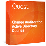 Change Auditor for Active Directory Queries