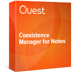 Coexistence Manager for Notes