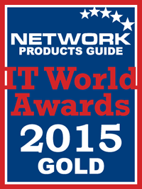 Identity Manager wins Network Products Guide 2015 Gold Award as the best software for Governance, Risk and Compliance