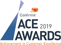 2019 Confirmit Achievement in Customer Excellence (ACE) Award