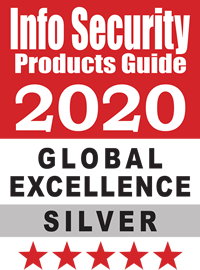 Info Security Products Guide Global Excellence Awards - Silver Award in Identity and Access Management Solution
