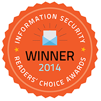Identity Manager named a 2014 Readers' Choice Award Winner in Identity and Access Management by SearchSecurity.com and Information Security Magazine