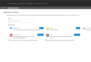 Cloud Access Manager