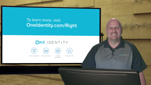 Get Identity and Access Management Right