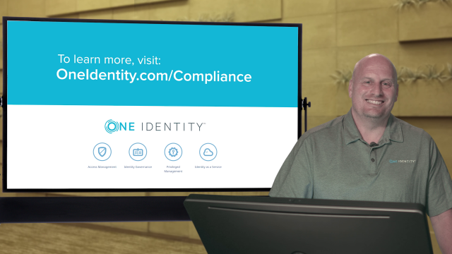 IAM's Role in Compliance