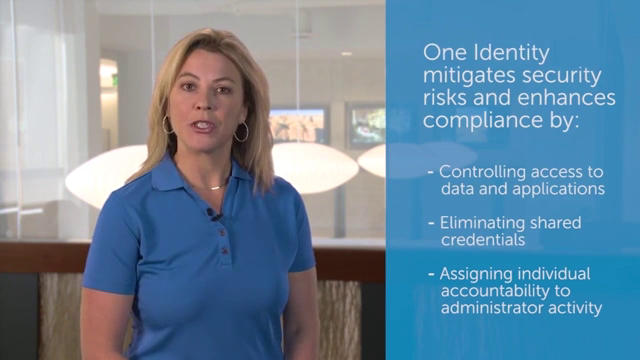 Learn how to enable privileged management with One Identity solutions