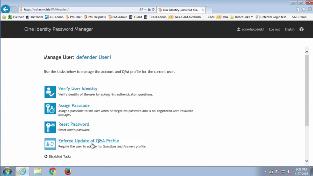 Learn how to use the helpdesk interface in Password Manager