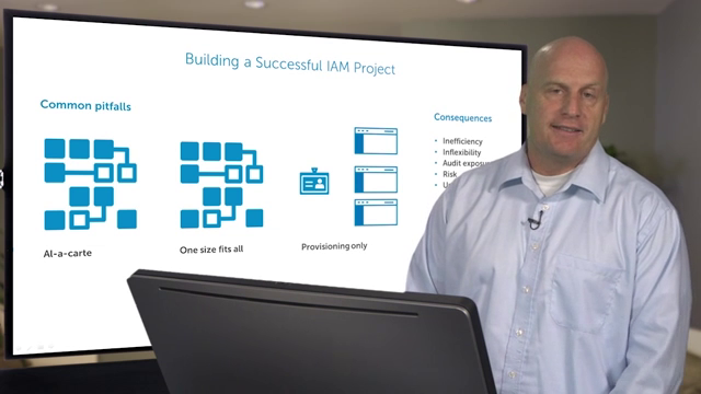 On the Board - How to build a successful identity and access management project