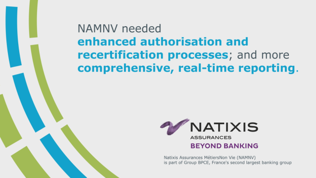 See how NAMNV protects itself against internal fraud with Identity Manager and Password Manager