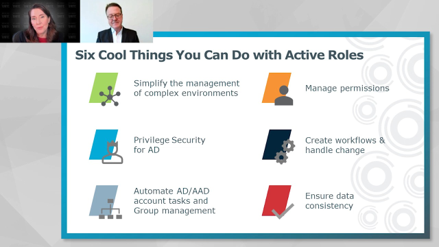 Six Cool Things You Can Do with Active Roles