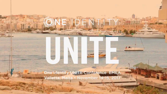 UNITE Partner Conference- Valletta, Malta November 2017